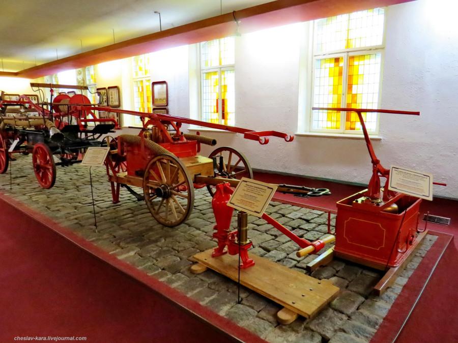 Пожарный музей, Рига _100.JPG