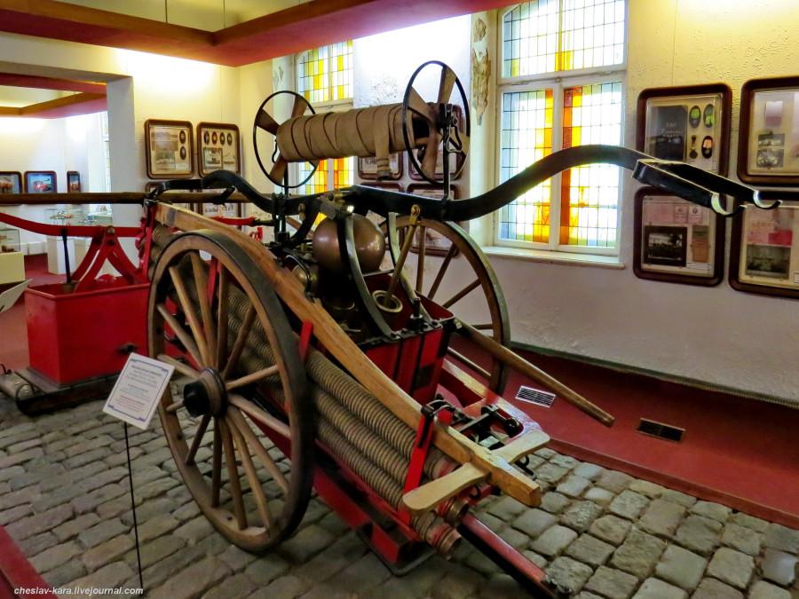 Пожарный музей, Рига _150.JPG
