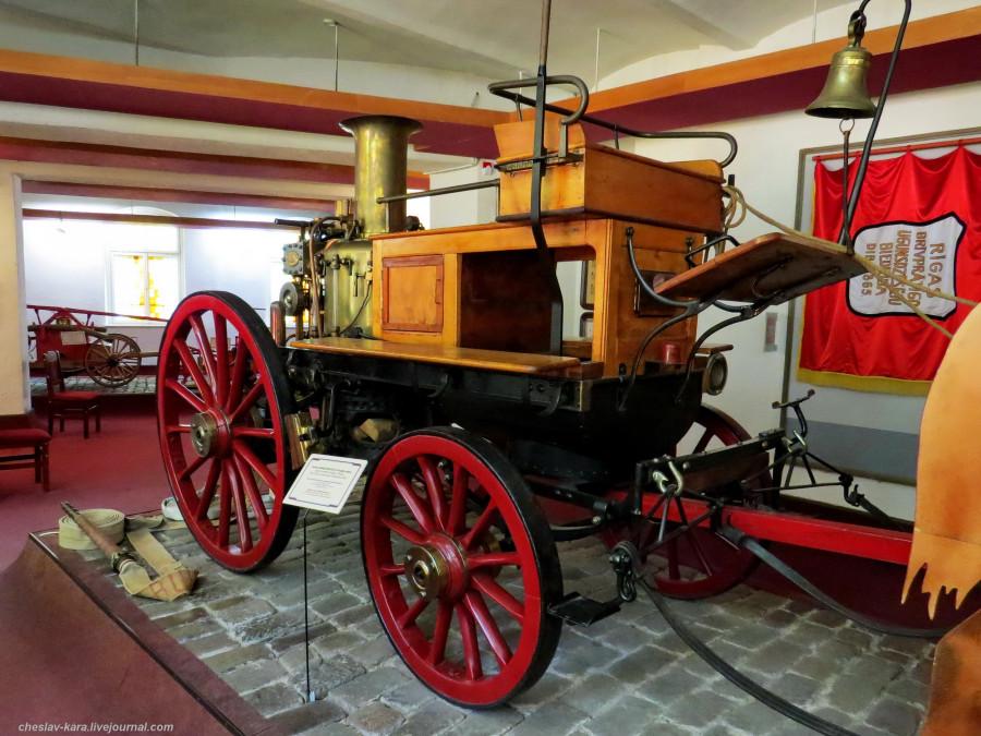 Пожарный музей, Рига _230.JPG