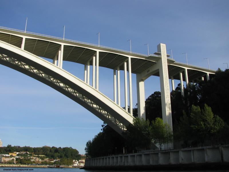 Португалия, Порту - мосты _ 3600 Ponte da Arrabida.jpg