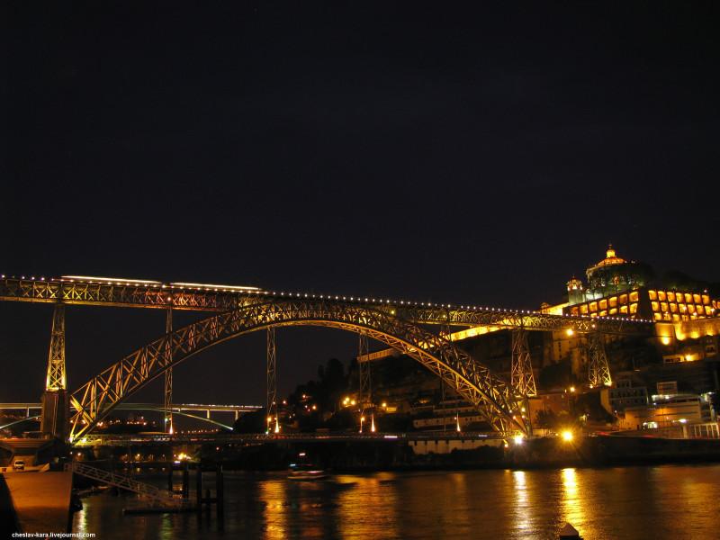 Португалия, Порту - мосты _ 3800  Ponte Luis I.jpg