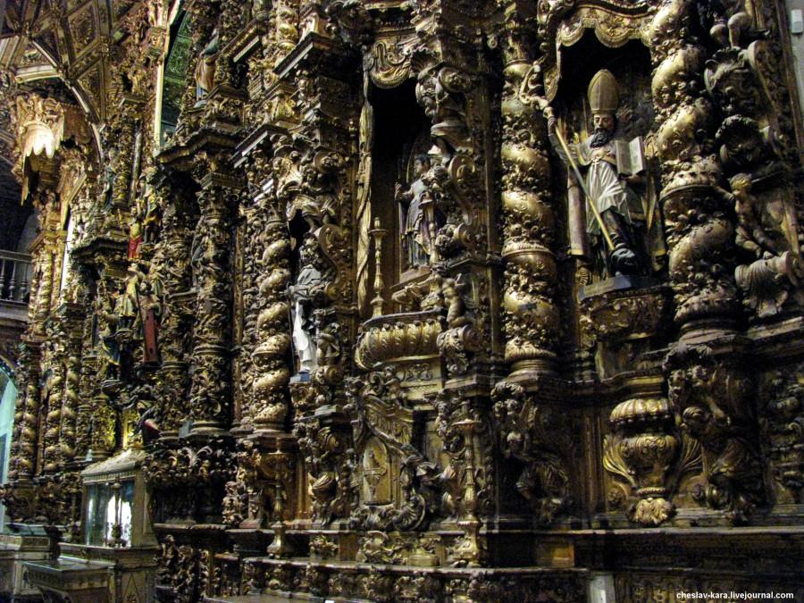 Португалия, Порту, Igreja Monumento de Sao Francisco _ 255200.jpg