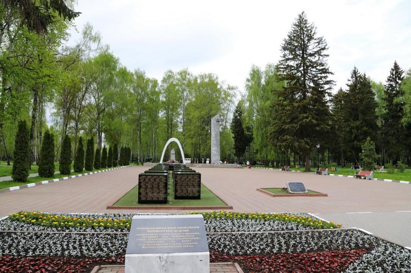 БМП-1ПК _320 ( Новомосковск, парк Памяти и Славы).JPG