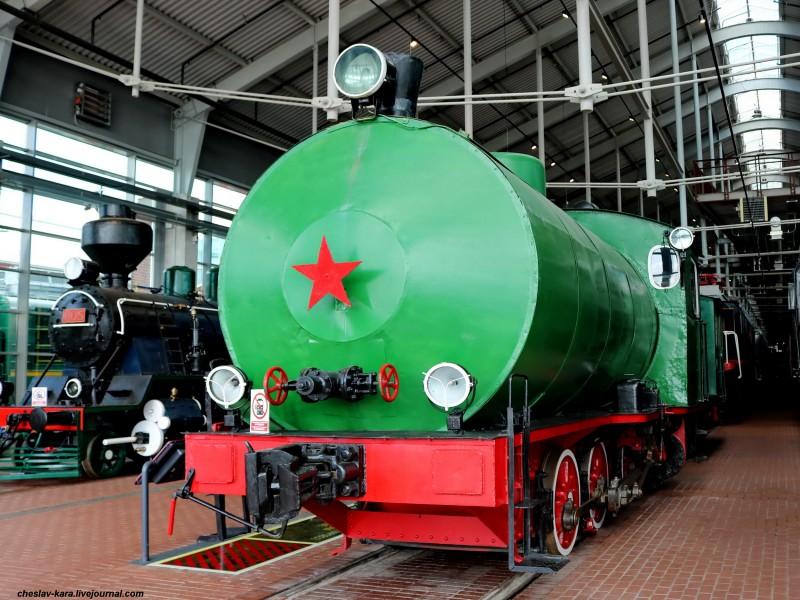 паровоз бестопочный 9305 (ЖД музей, СПб) _30.JPG