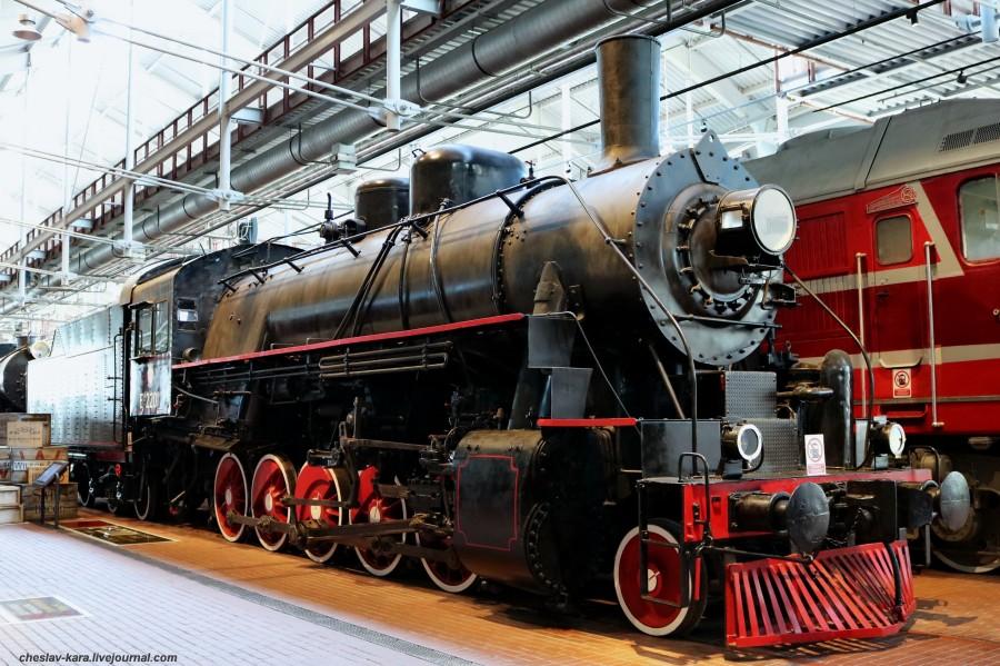 паровоз ЕА-2201 (ЖД музей, СПб) _40.JPG