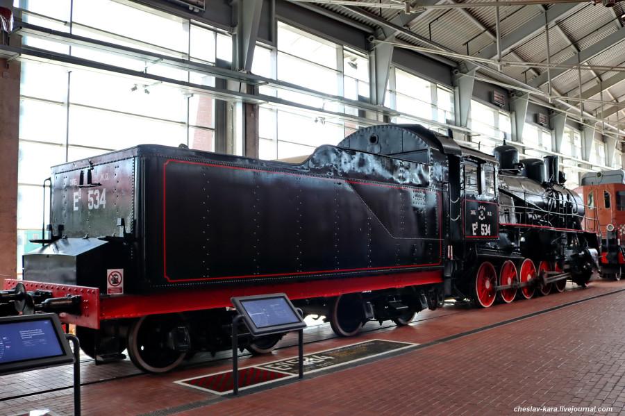 паровоз Ел-534 (ЖД музей, СПб) _120.JPG