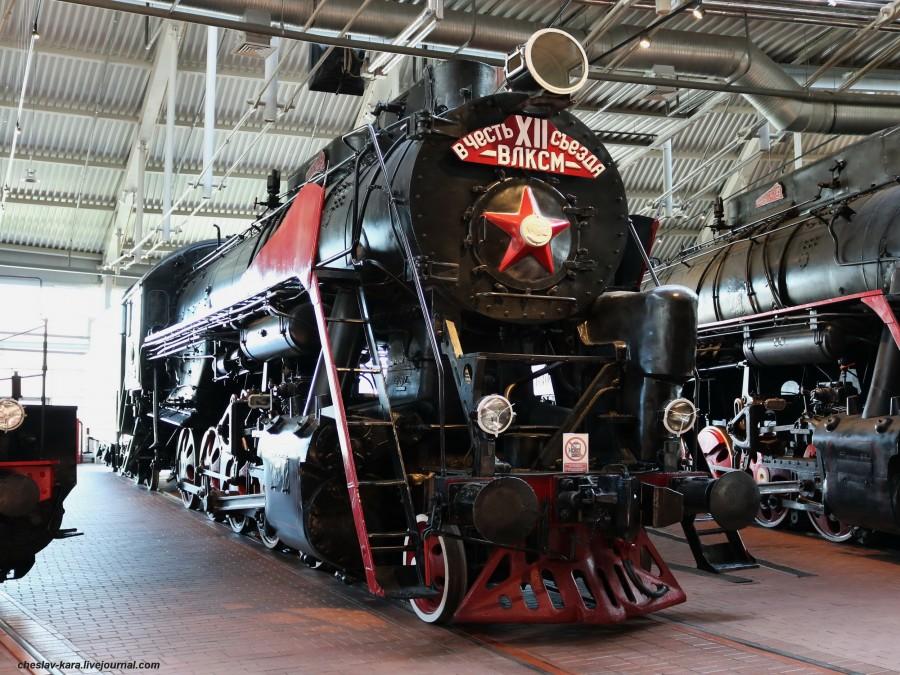 паровоз Л-2298 (ЖД музей, СПб) _110.JPG