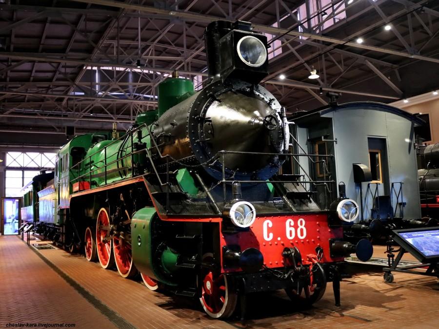 паровоз С-68 (ЖД музей, СПб) _122.jpg
