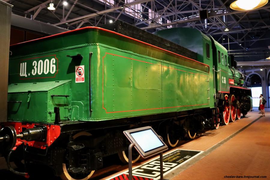 паровоз С-68 (ЖД музей, СПб) _180.JPG