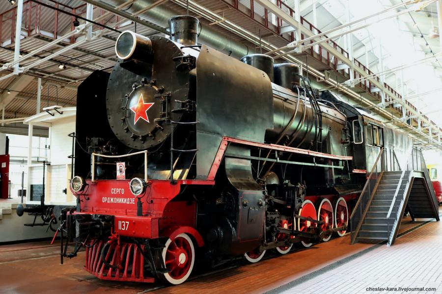 паровоз СО17-1137 (ЖД музей, СПб) _80.JPG