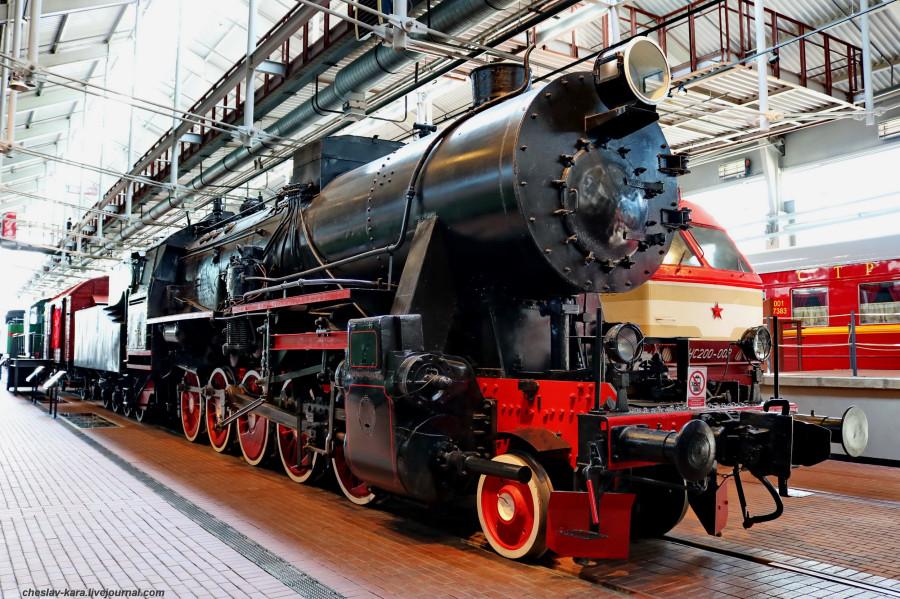 паровоз ТЭ-6769 (ЖД музей, СПб) _10.JPG