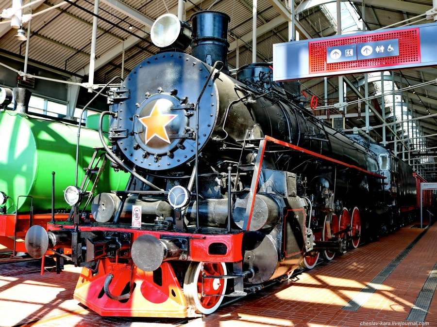 паровоз ФД20-1103 (ЖД музей, СПб) _230.JPG