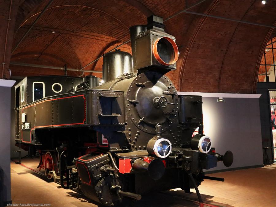паровоз Ь-2023 (ЖД музей, СПб) _10.JPG