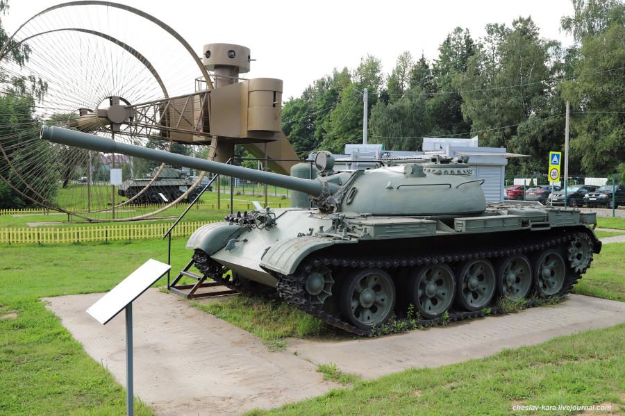 Музей танка Т-34 на Дмитровском шоссе