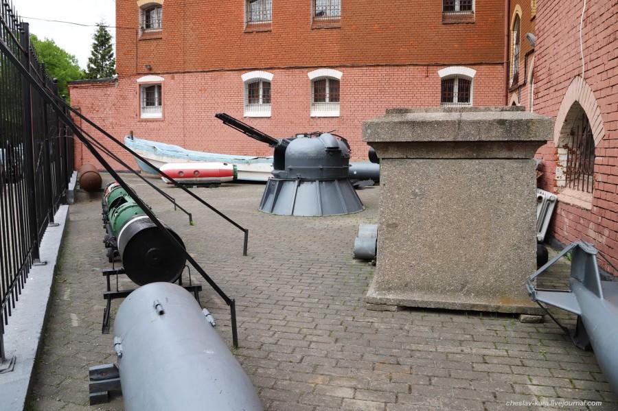 Музей Балтийского флота в Балтийске