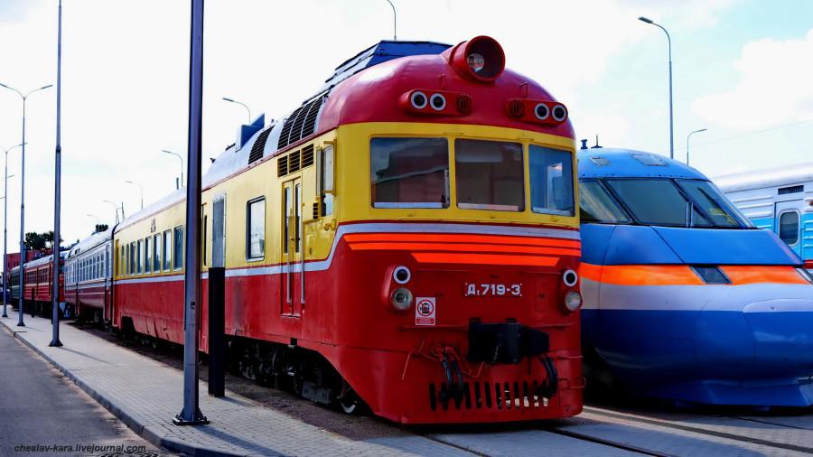 Д1-719-3, Венгрия, Ганц-Маваг, 1984 (ЖД музей, СПб) _122.jpg