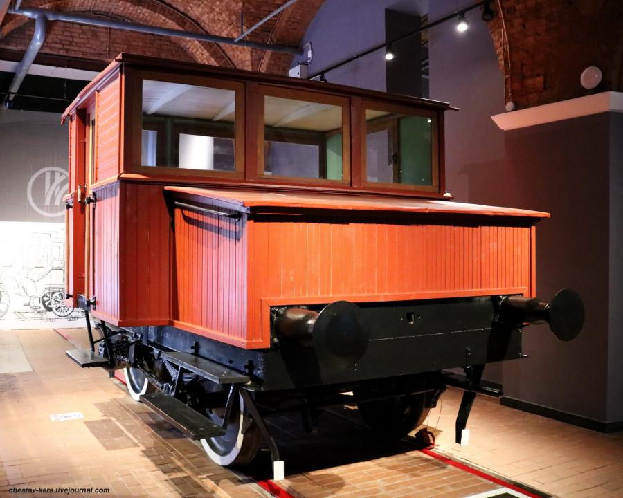 мотовоз МЗ-2 934 (ЖД музей, СПб) _100 1935г.JPG