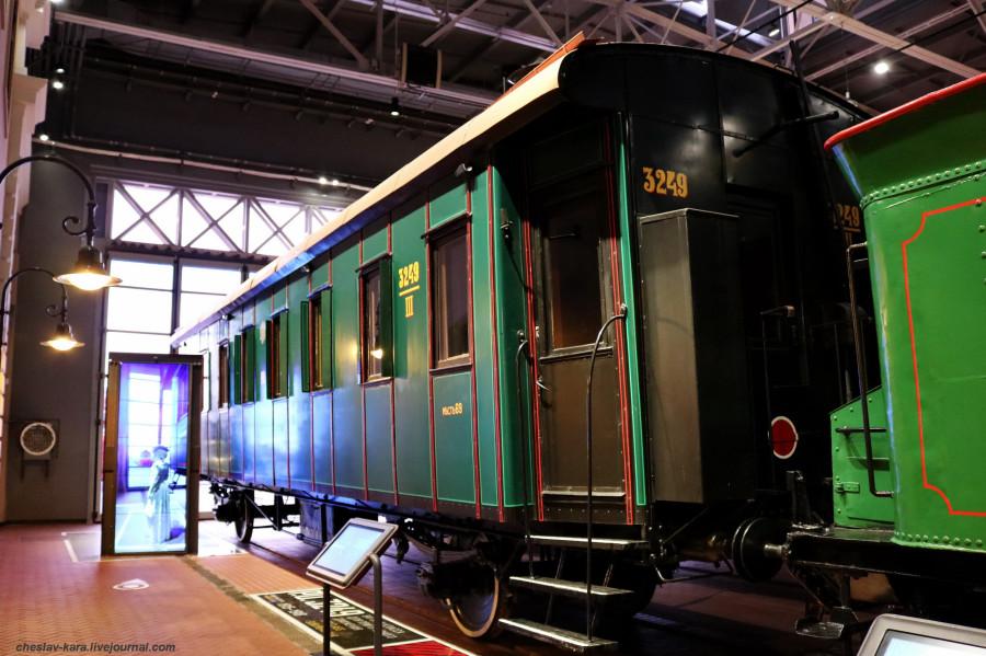 7 вагон III кл (ЖД музей, СПб) _20.JPG