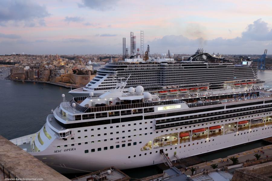 л MSC Opera и MSC Seaview (Мальта, 24окт2018) _30.JPG