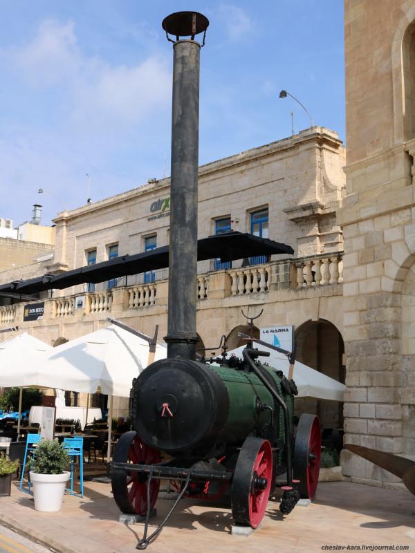 паромобиль (Мальта, Maritime Museum) _30.JPG