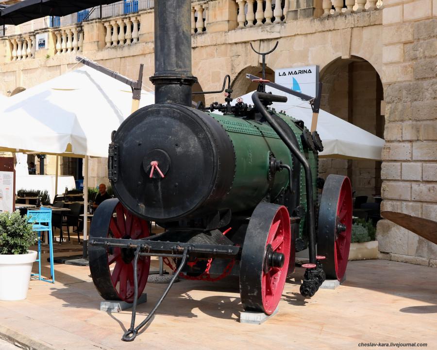 паромобиль (Мальта, Maritime Museum) _60.JPG
