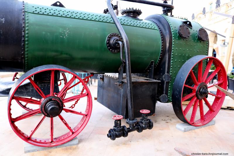 паромобиль (Мальта, Maritime Museum) _80.JPG
