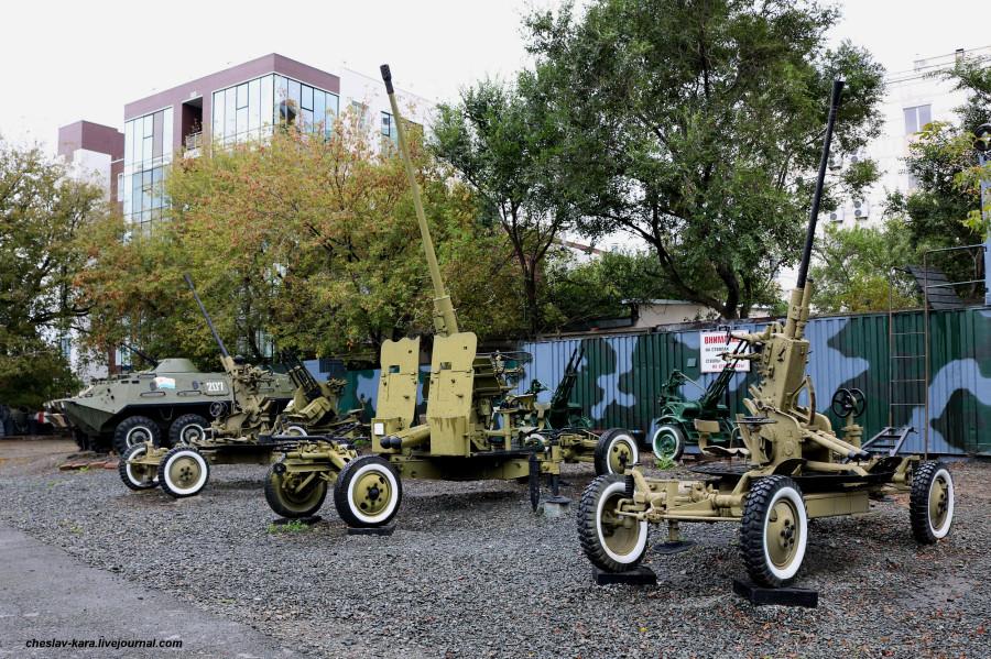 30 57 и 37 мм ЗА (бат Безымянная, Влад-к) _30.JPG