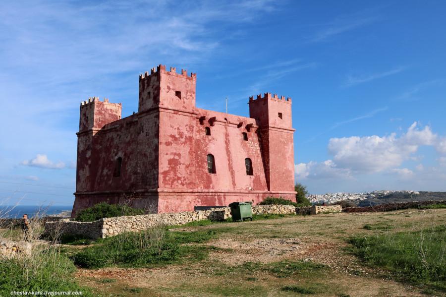 4 180 Red Tower (Мальта) _220.JPG