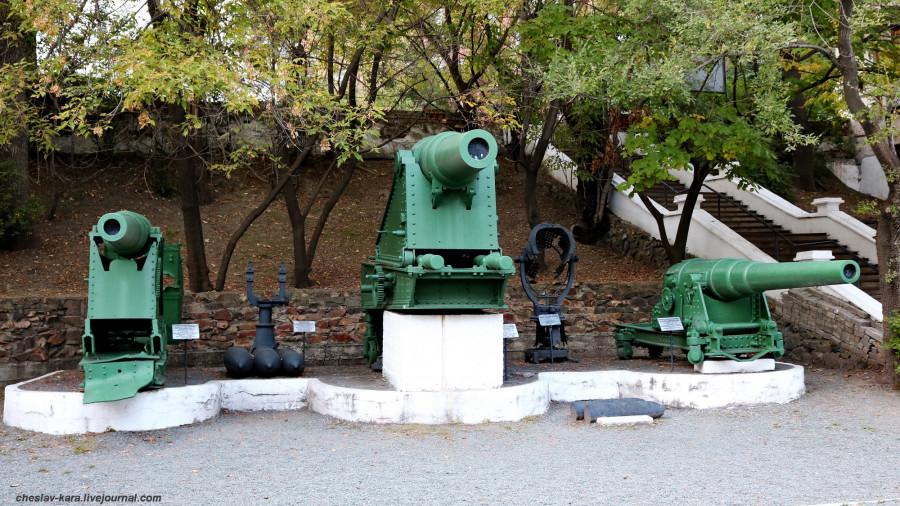 20 152 мм и 229 мм обр1877 (музей ТОФ) _130.JPG