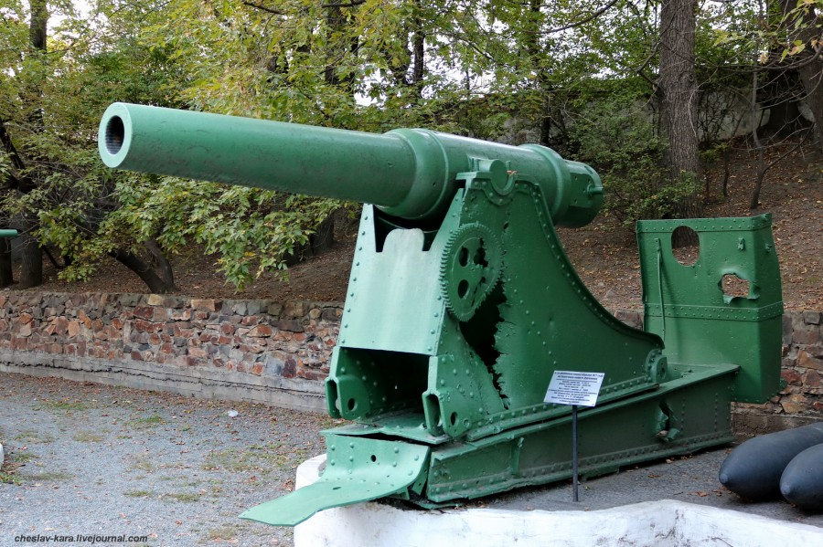 22 152 мм 22кл обр1877 на ст Дурляхера (музей ТОФ) _20.JPG