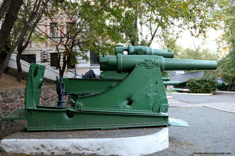 24 152 мм 22кл обр1877 на ст Дурляхера (музей ТОФ) _30.JPG