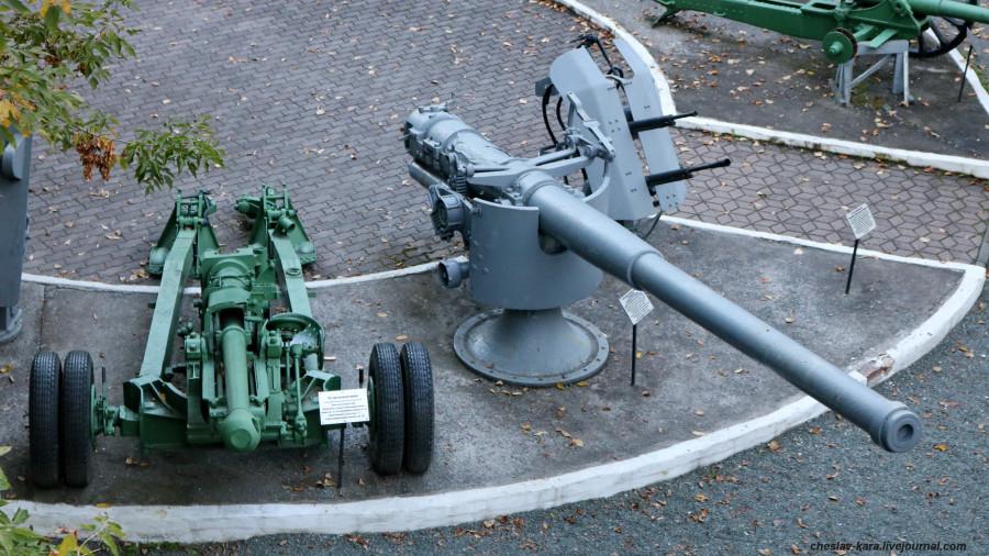 52 102 мм обр1911 с ЭМ Войков (музей ТОФ) _40.JPG