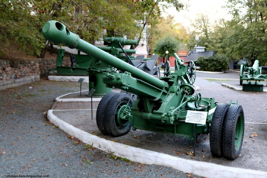 56 76 мм QF 17-pounder (музей ТОФ) _20.JPG