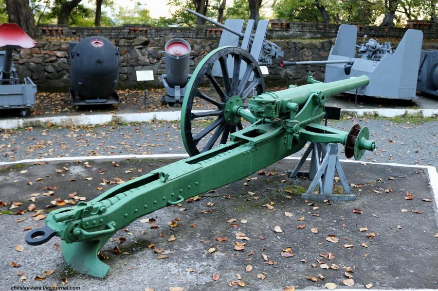 60 76 мм полевая обр1900 (музей ТОФ) _30.JPG