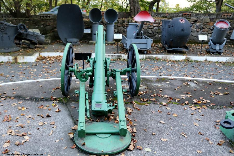 74 75 мм горное тип 94 (музей ТОФ) _30.JPG