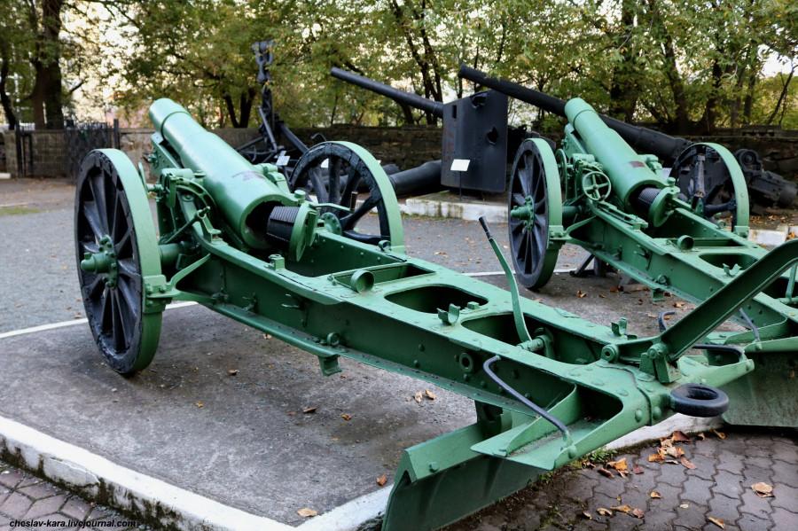 78 150 мм тип 38, Япония, 1911 (музей ТОФ) _50.JPG