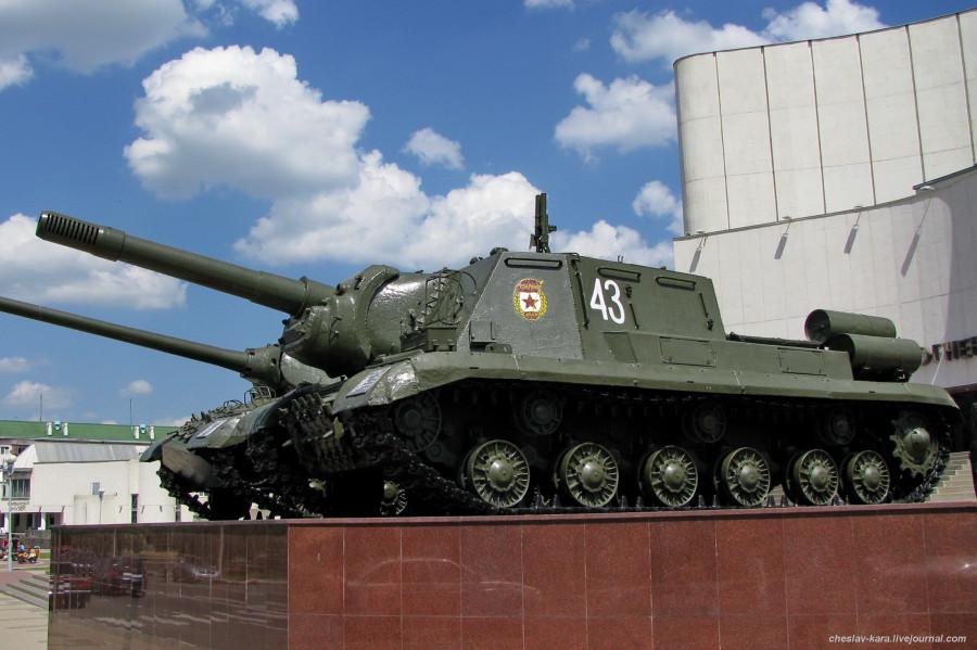 10 ИСУ-152 Белгород - 049.jpg