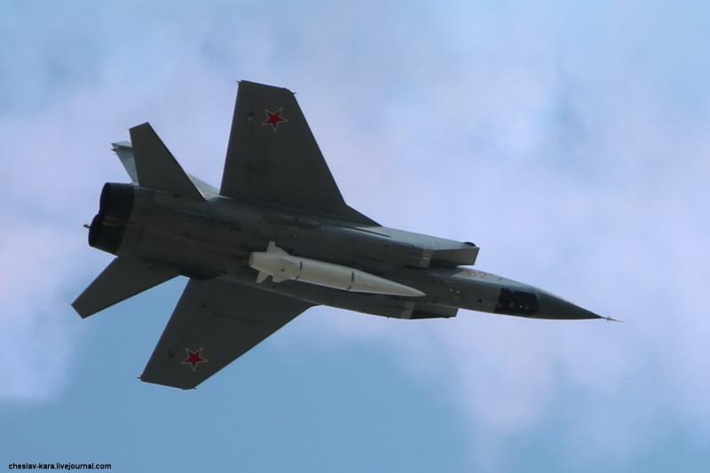 МиГ-31 с Кинжалом (Парад Победы 2018) _155.jpg