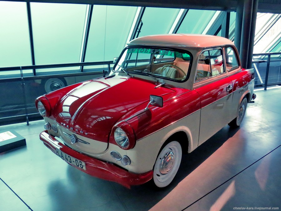 1040 Trabant P50 (Рига, Мотормузей).JPG