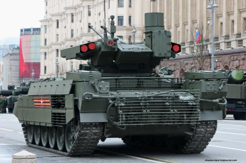 12 - БМПТ Терминатор (Парад Победы 2018) _210.JPG