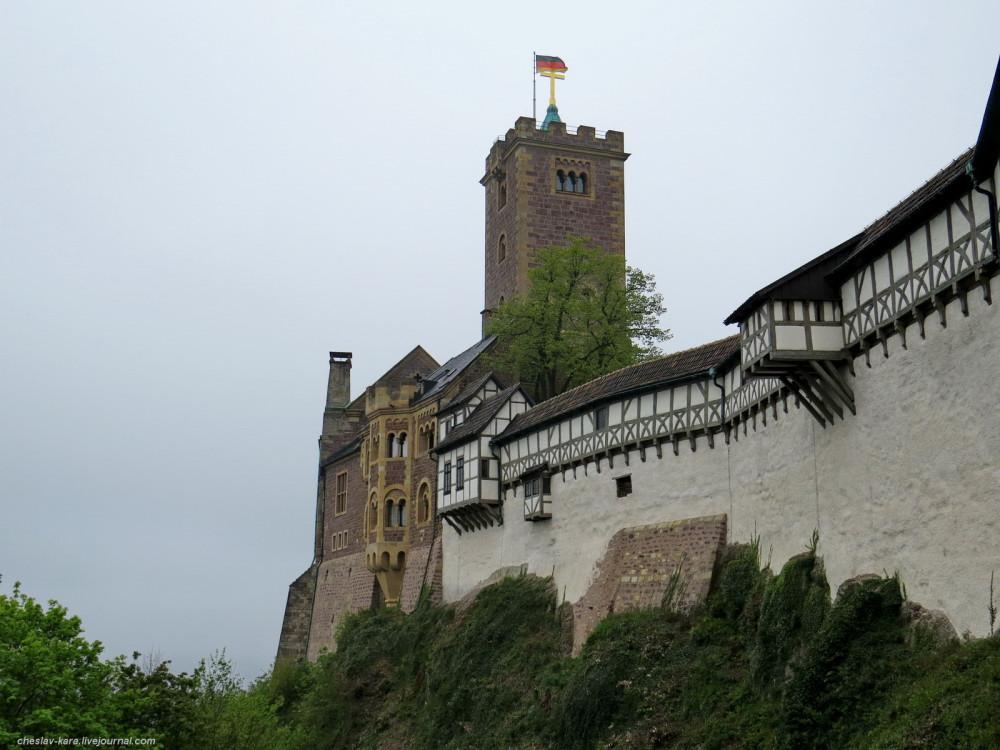 0 Германия - 64 (Вартбург) _2200.JPG