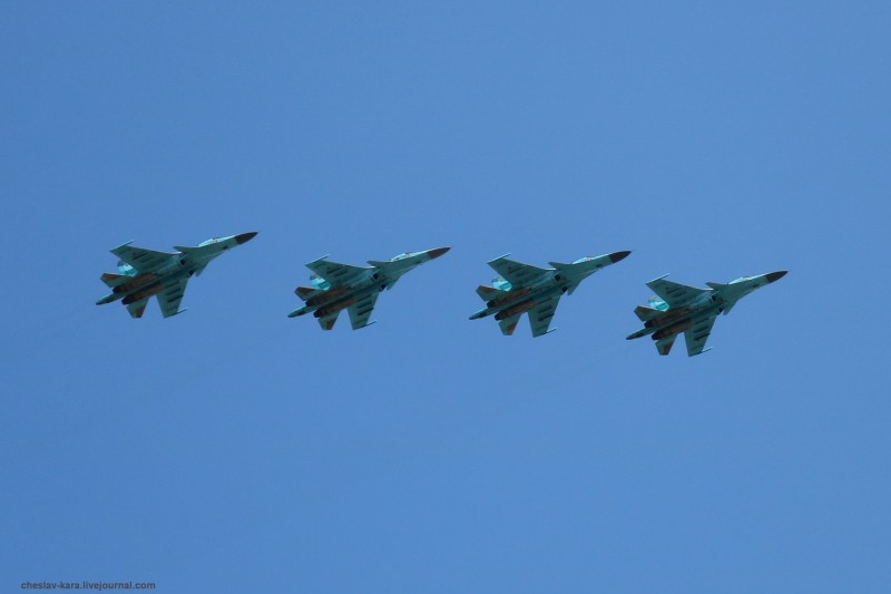 Парад Победы 2018 _10600 Су-34.JPG