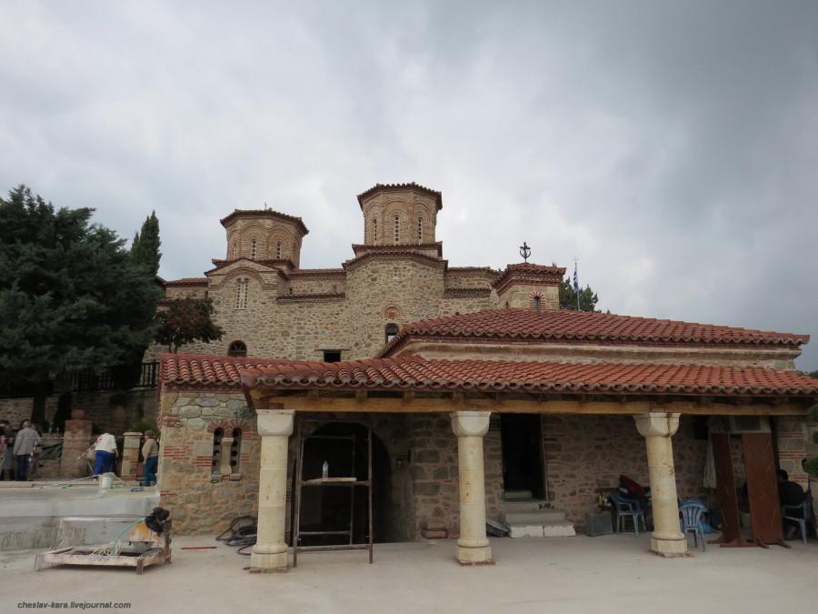 42 Греция 5 - Метеоры _14040 Монастырь Варлаама.JPG