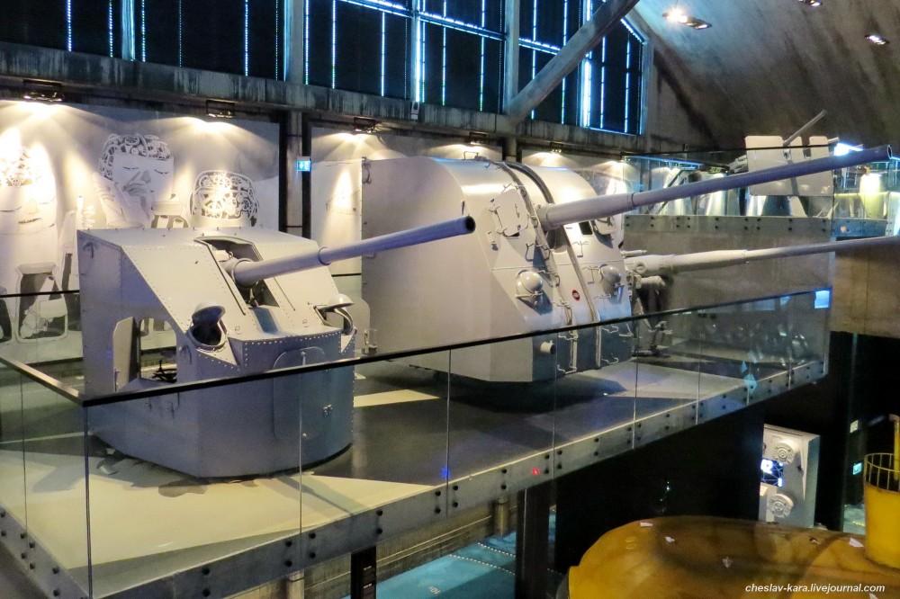 Морской музей в Лётной гавани Таллина