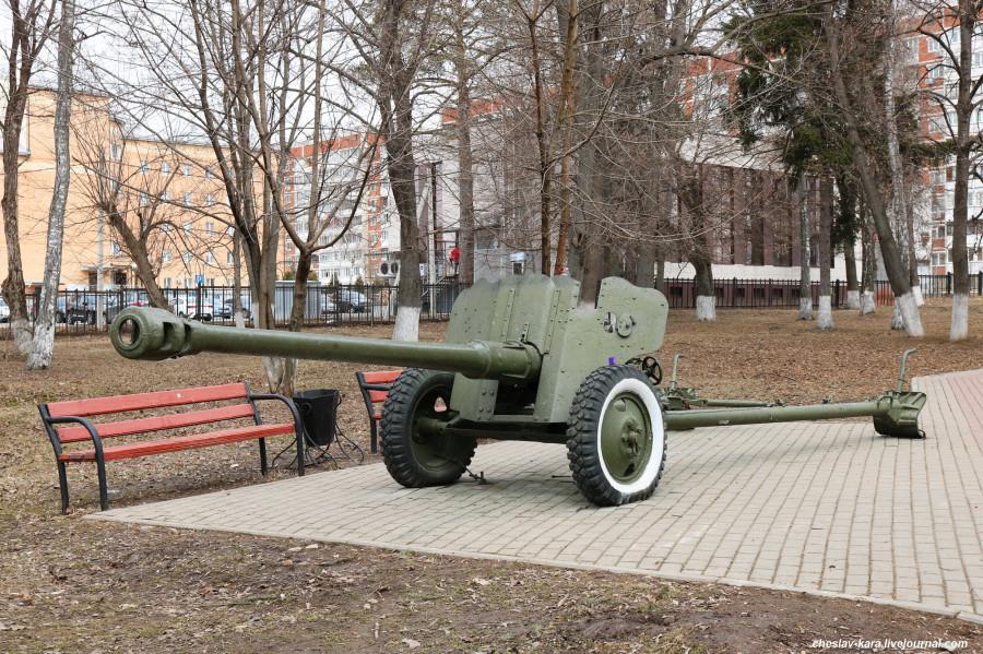 52 85 мм Д-44 (Подольск, парк Победы) _120.JPG