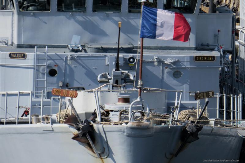 Франция - ТЩ тип Tripartite - Croix du Sud M646 (Рига, 26мая2018) _80.JPG