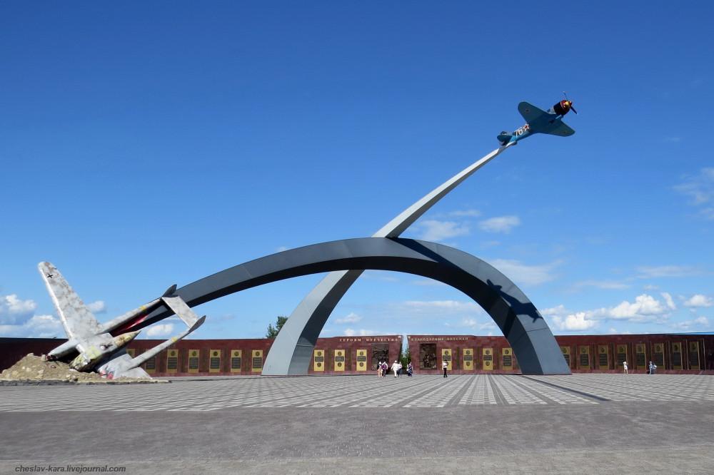 Тула - памятник авиаторам _400.JPG