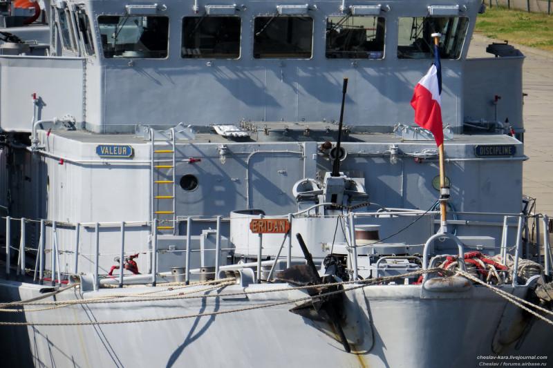 Франция - ТЩ тип Tripartite - Eridan  M641 (Рига, 26мая2018) _90.JPG