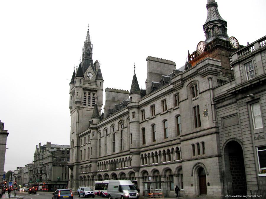0 Шотландия, Aberdeen - 310 Aberdeen Town House.jpg