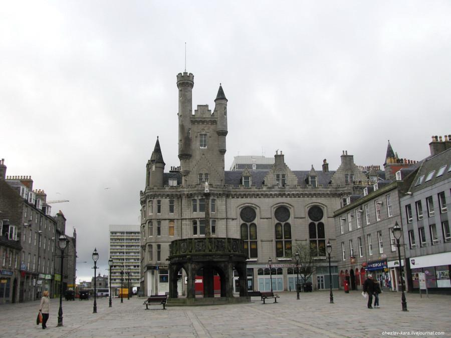 2 Шотландия, Aberdeen - 50.jpg